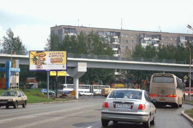 Екатеринбург Бебеля ул. 115 / Таватуйская ул.