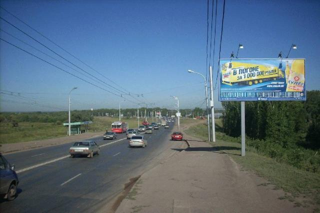Трасса Уфа-Затон ( р-к.