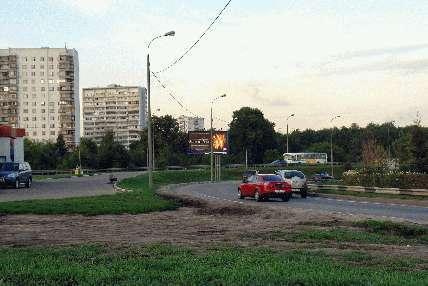 Развязка МКАД и Варшавского шоссе поз.23.  2.