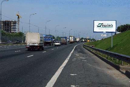 Развязка МКАД и Ленинградского шоссе поз.